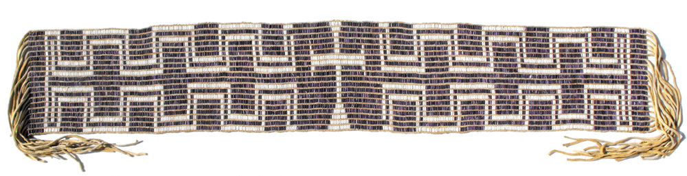 Click this wampum belt for more info about it.